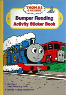 Bumper Reading Activity Sticker Book