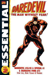 Essential_Daredevil_-_Volume_2
