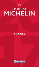 MICHELIN GUIDE FRANCE 2017(P)