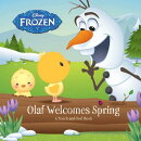 Frozen: Olaf Welcomes Spring