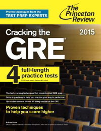 CrackingtheGREwith4PracticeTests,2015Edition[PrincetonReview]