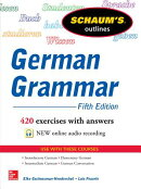 Schaum's Outlines: German Grammar