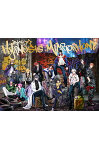 ヒプノシスマイク Division Rap Battle 1st FULL ALBUM「Enter the Hypnosis Microphone」 (初回限定LIVE盤 C...
