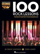 100 Rock Lessons [With 2 CDs]