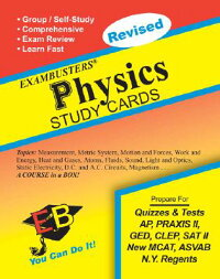Exambusters_Physics_Study_Card