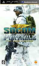 SOCOM:U.S. Navy SEALs Portable