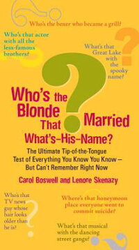 Who's_the_Blonde_That_Married