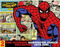 TheAmazingSpider-Man:TheUltimateNewspaperComicsCollectionVolume2(1979-1981)[StanLee]