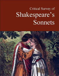 CriticalSurveyofShakespeare'sSonnets[SalemPress]