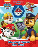 Nickelodeon Paw Patrol Marshall Saves the Day!: With a Pawsome Bag Tag!