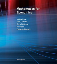 MathematicsforEconomics,3rdEdition