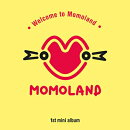 【輸入盤】1st Mini Album: Welcome To Momoland