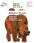 BROWN BEAR BROWN BEAR WHAT DO YU S(P/CD)