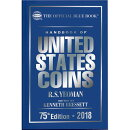 Handbook of United States Coins 2018: The Official Bluebook, Hardcover