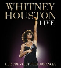 【輸入盤】Live:HerGreatestPerformances[WhitneyHouston]