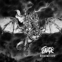 【輸入盤】Stormrider[Badge(Rock)]
