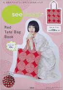 see design Red Tote Bag Book