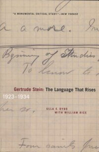 Gertrude_Stein:_The_Language_T