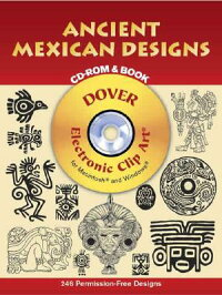 ANCIENT_MEXICAN_DESIGNS_CDーROM