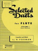 Selected Duets for Flute: Volume 1 - Easy to Medium