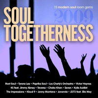 【輸入盤】SoulTogetherness2009[Various]
