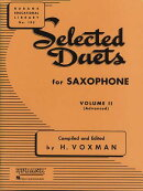 Selected Duets for Saxophone, Volume II: Advanced
