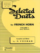 SELECTED DUETS FOR FRENCH HORN VOL 1(P)