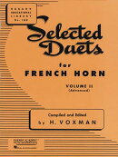 Selected Duets for French Horn, Volume II: Advanced