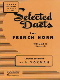 Selected_Duets_for_French_Horn