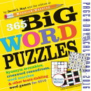 365 Big Word Puzzles: Synonym Scrambles, Crossword Conundrums, Word Searches & Other Brain-Tickling