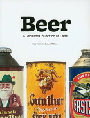BEER:A GENUINE COLLECTION OF CANS(P)