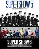 【輸入盤】SUPER JUNIOR WORLD TOUR [SUPER SHOW 5&6]