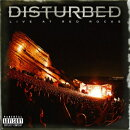 【輸入盤】Disturbed - Live At Red Rocks