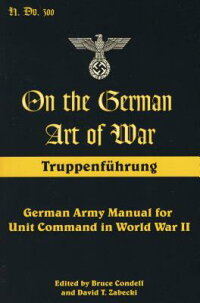 On_the_German_Art_of_War:_Trup