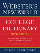 Webster's New World College Dictionary, Fifth Edition [With CDROM]