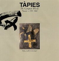 TAPIES:COMPLETE_WORKS_VOLUME_I