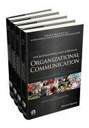 Encyclopedia of Organizational Communication