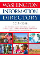 Washington Information Directory 2017-2018