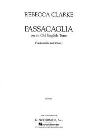Passacaglia:CelloandPiano