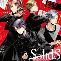 SolidSユニットCD-RED-[SolidS]