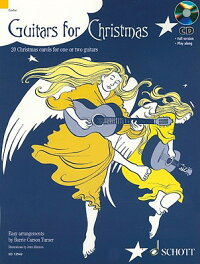 GuitarsforChristmas:20ChristmasCarolsforOneorTwoGuitars[WithCD(Audio)]