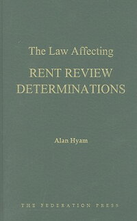 The_Law_Affecting_Rent_Review