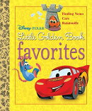 Disney-Pixar Little Golden Book Favorites: Finding Nemo/Cars/Ratatouille
