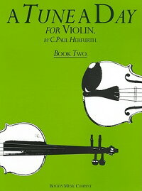 A_Tune_a_Day_for_Violin,_Book