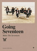 【輸入盤】3rd Mini Album: Going Seventeen (Ver.3 - Make The Seventeen)