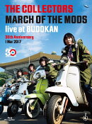 "THE COLLECTORS live at BUDOKAN "" MARCH OF THE MODS ""30th anniversary 1 Mar 2017【Blu-ray】"