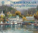 Thomas Kinkade Painting on Location 2017 Deluxe Wall Calendar