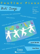 Funtime Kids' Songs: Level 3a-3b