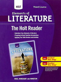 The_Holt_Reader,_Third_Course