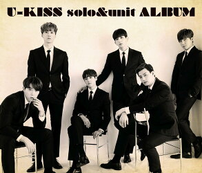 U-KISS solo&unit ALBUM (CD+DVD+スマプラ)